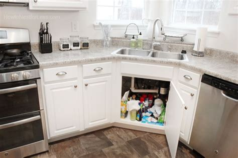 under sink kitchen cabinet organize kitchen sink cabinet organize me pinterest