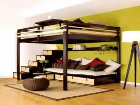 Best Bunk Beds For Small Rooms Bloombety Beds For Small Spaces With Ladder Best Way To