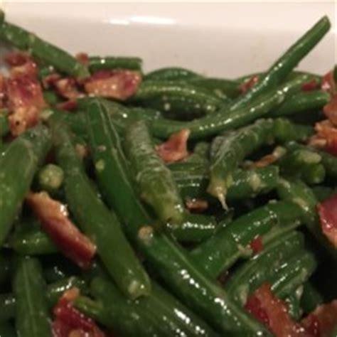 Bacin Bacan Cina Green bacon garlic green beans photos allrecipes