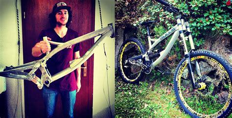 Bull Prototype by Prototype Bulls Downhill Bike With Wyn Masters Sspomer
