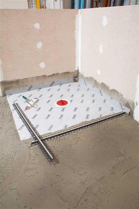 piatti doccia a filo approfondimento sulla doccia a filo pavimento rifare casa