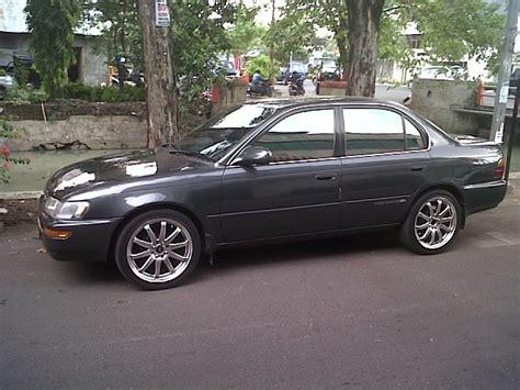 Toyota Great Corolla 1992 toyota great corolla se g 1 6 manual 1992 mobilbekas