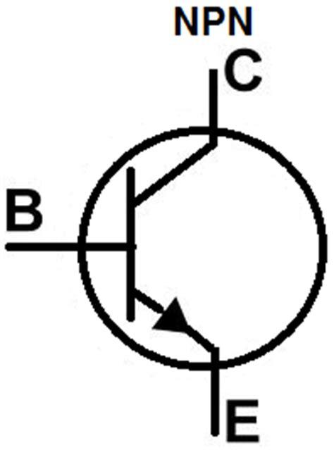 transistor npn pnp symbol npn transistor symbol clipart best