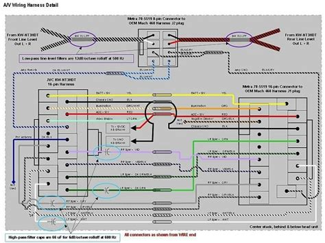 stereo wiring harness diagram auto stereo harness wiring