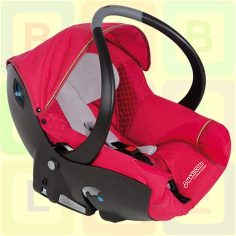 bebe comfort car seat new bebe confort creatisfix infant group 0 car seat optic