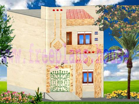 12 215 45 feet 50 square meter house plan 8 12x45 feet house design plans in ratch gharexpert