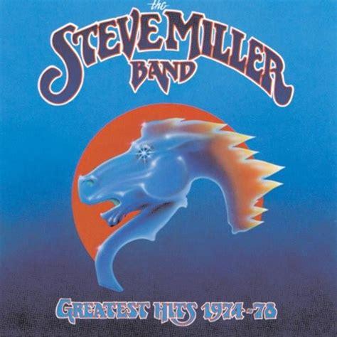 Threshold Home Decor steve miller band greatest hits 1974 78 vinyl lp