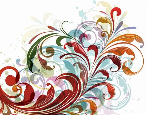art design flower vector blog archive floral design art graphic