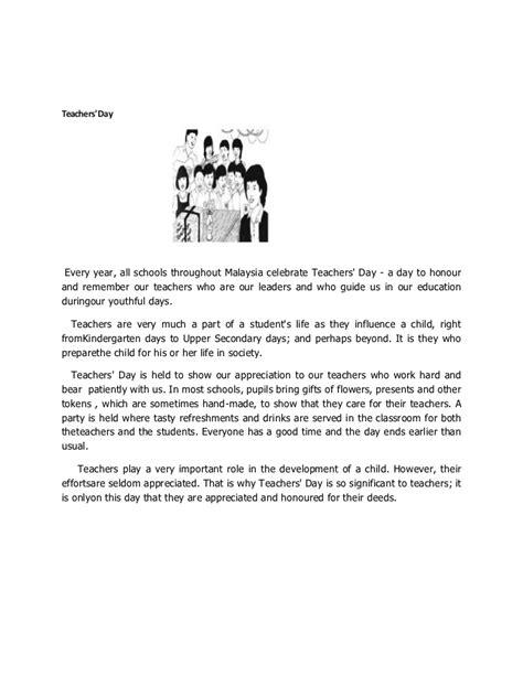 Format Karangan Artikel Bahasa Inggeris | contoh karangan bahasa inggris