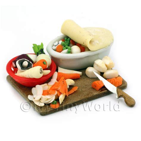 dolls house food dolls house miniature dolls house food dolls house miniature vegetable casserole progress