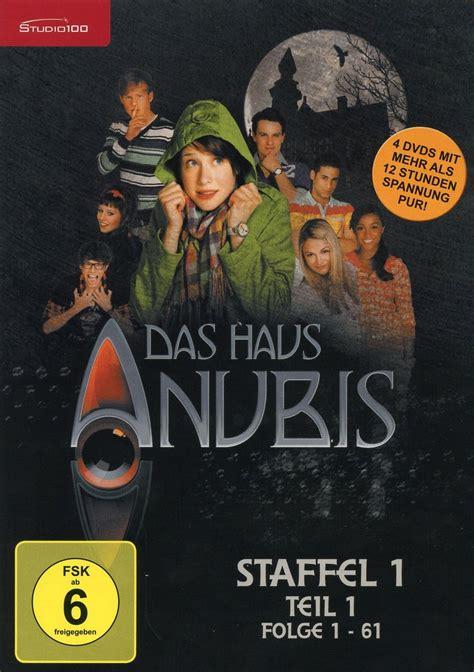 Das Haus Anubis Staffel 1 Dvd Oder Leihen