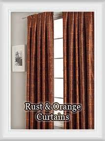 Rust Colored Curtains Designs Curtains Spice Colored Curtains Decor Orange Curtain Burnt Sheer Rust Curtains Spice Windows