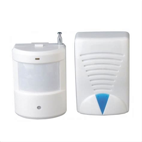 motion detector alarms wireless security sistems
