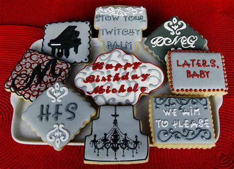 what shade of frosting for over 50 fsog party ideas on pinterest 50 shades fifty shades