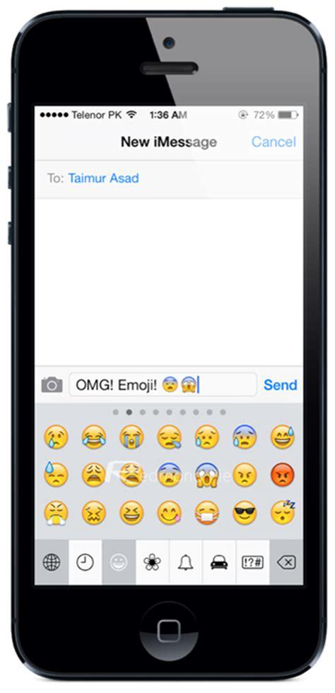emoji on iphone image gallery iphone emoji keyboard