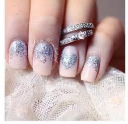 Wedding wedding nails