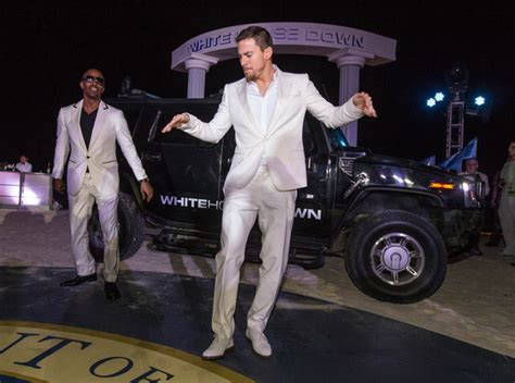 cast of white house down tuesday snaps jamie foxx channing tatum party in cancun eurweb