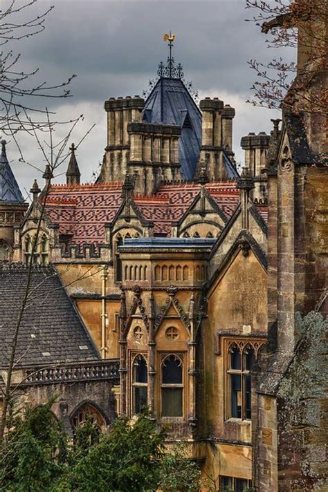 victorian gothic revival tyntesfield is a victorian gothic revival house and estate