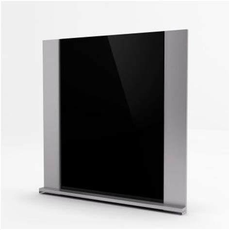 inoxia gamma 30 in x 31 in stainless steel backsplash