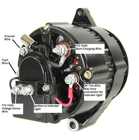 motorola marine alternator wiring diagram 41 wiring