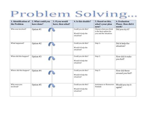 exle of problem solving skills parlo buenacocina co