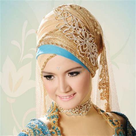 Model Jilbab Pernikahan tips memilih gaun dan kerudung pernikahan muslimah