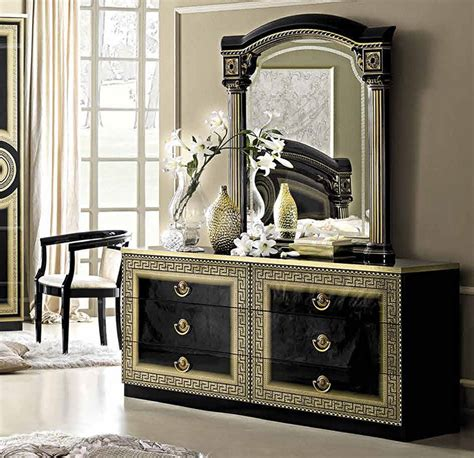 black italian bedroom furniture aida black italian bedroom set