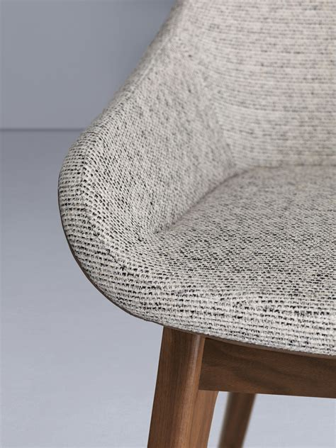 Fauteuil Tissu 1944 by Made In Design Mobilier Contemporain Luminaire Et