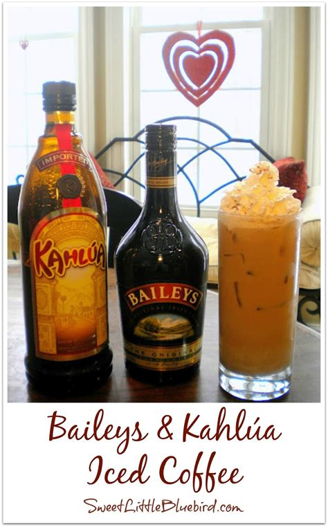 Kahlua Coffee kahlua iced coffee and vanilla float recipe