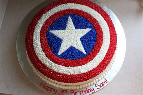 the buttercream bakery captain america cake