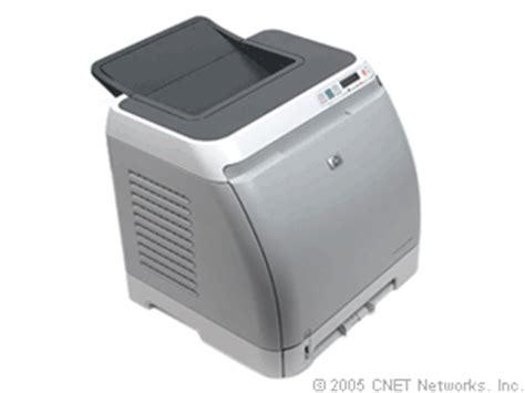 stante hp color laserjet 2600n test hp color laserjet 2600n notre avis cnet france