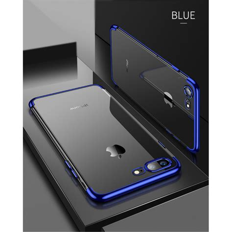 coque de protection arriere cafele metalise luxe iphone