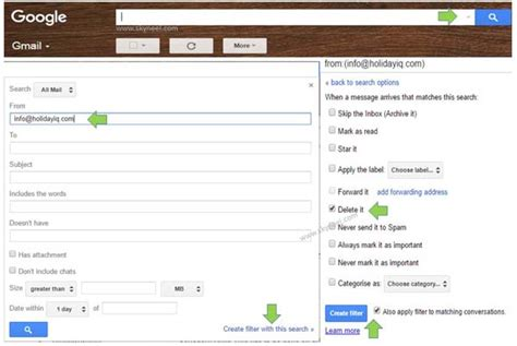 Search A Gmail Address How To Quickly Delete Particular Email Address In Gmail