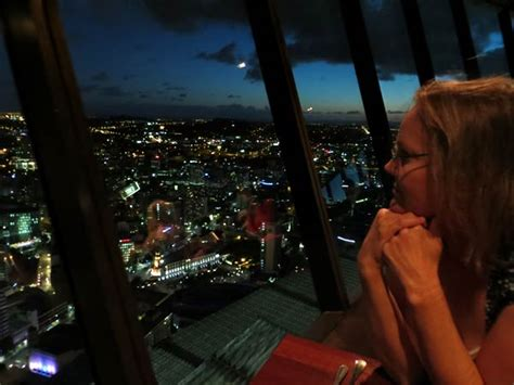 new year dinner auckland auckland skytower and orbit 360 restaurant two at sea