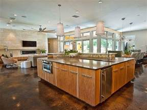 Open Kitchen Ideas by 16 Amazing Open Plan Kitchens Ideas For Your Home Sheri