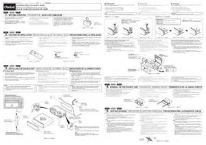 clarion 16 pin car radio wiring diagram clarion free engine image for user manual