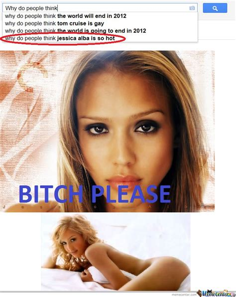 Sexy Pic Meme - jessica alba by trucker meme center