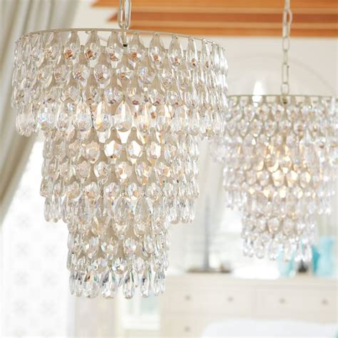 tear drop chandelier teardrop chandelier pbteen