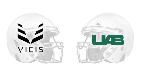 seattle based vicis unveils new design for football vicis partners with university of alabama at birmingham to
