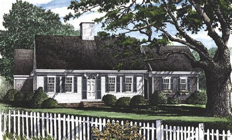 william e poole designs cape cod cottage