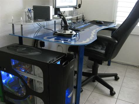 Best Gaming Computer Desk Brubaker Desk Ideas Best Gaming Desk