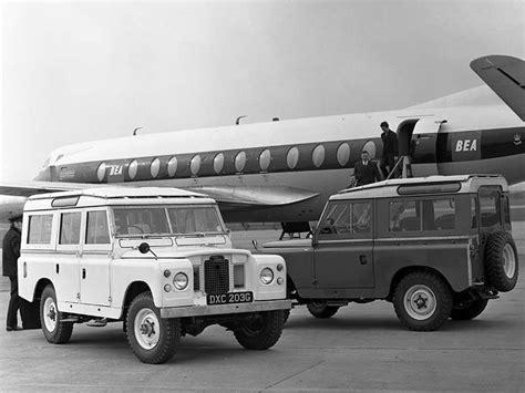 history of land rover in photos autobytel