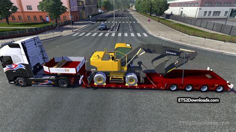 roadhunter trailer pack   trailers ets  mods etsdownloads