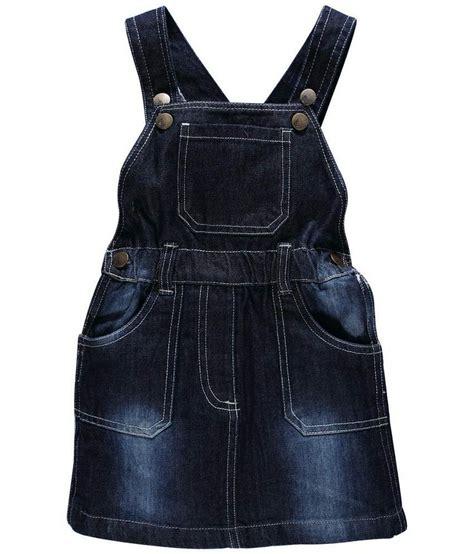 oye denim dungaree skirt blue buy oye denim