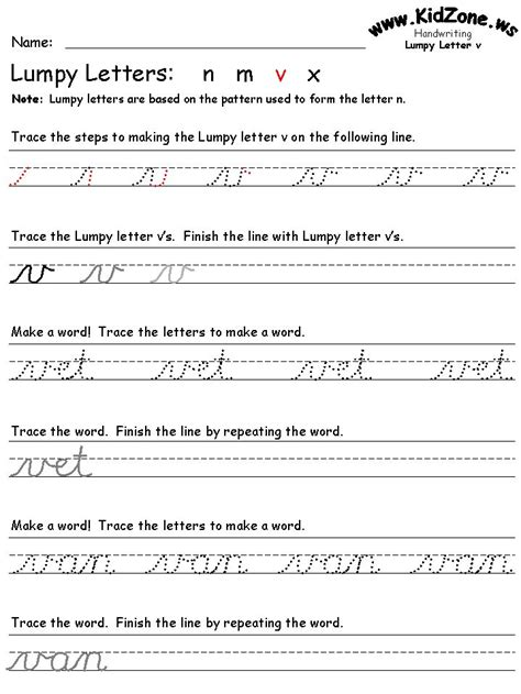 printable joined up handwriting worksheets 23 best images about cursive writing for boy on pinterest