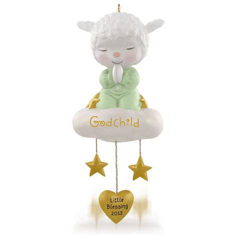 it a ornament 2015 godchild hallmark keepsake ornament hooked on