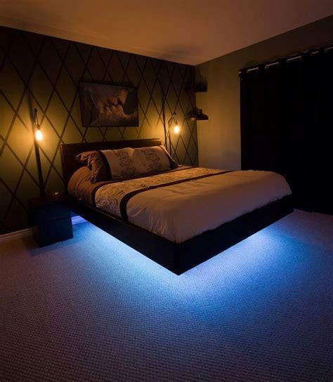 floating bedframe    weekend