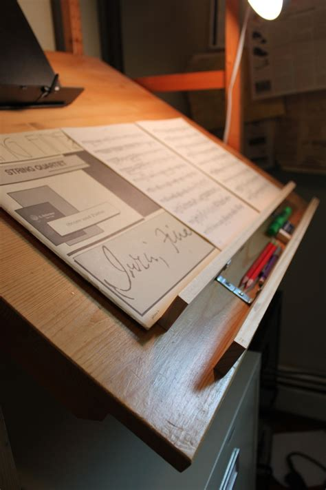 ivar stand up cueing desk drafting table ikea