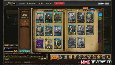 printable trading card games rise of mythos gameplay hd first look free online