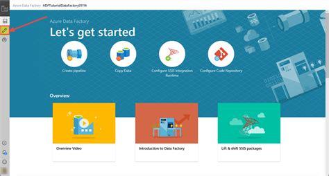 factory pattern web service create an azure data factory using the azure data factory